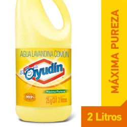 AYUDIN LAVANDINA X 2 L