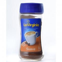CAFÉ INSTANTANEO LA VIRGINIA SUAVE X 50 G FRASCO
