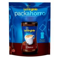 CAFE INSTANTANEO CLASICO LA VIRGINIA PACK AHORRO 170 G