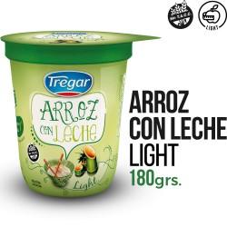 ARROZ CON LECHE LIGHT TREGAR 180G