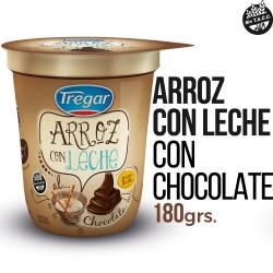 ARROZ CON LECHE CHOCOLATE TREGAR 180G