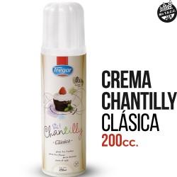 CHANTILLY CLASICA TREGAR 250 ML