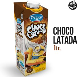 CHOCOLATADA TREGAR 1L